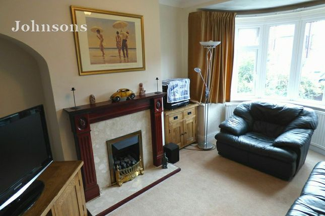 Lounge of Grenville Road, Balby, Doncaster. DN4