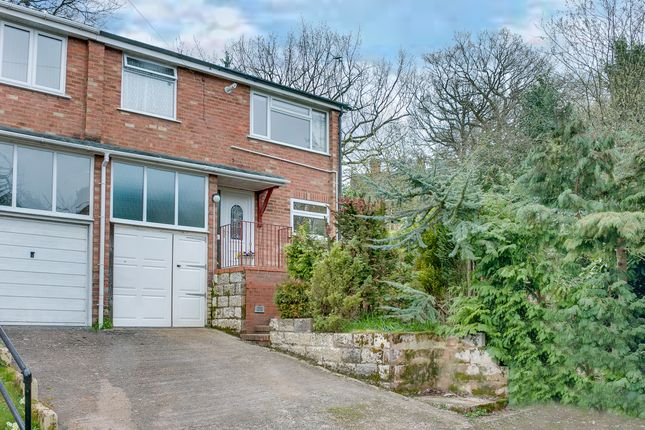 Thumbnail Semi-detached house for sale in Ferney Hill Avenue, Redditch