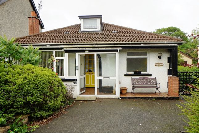 Thumbnail Detached bungalow for sale in Donaghadee Road, Bangor