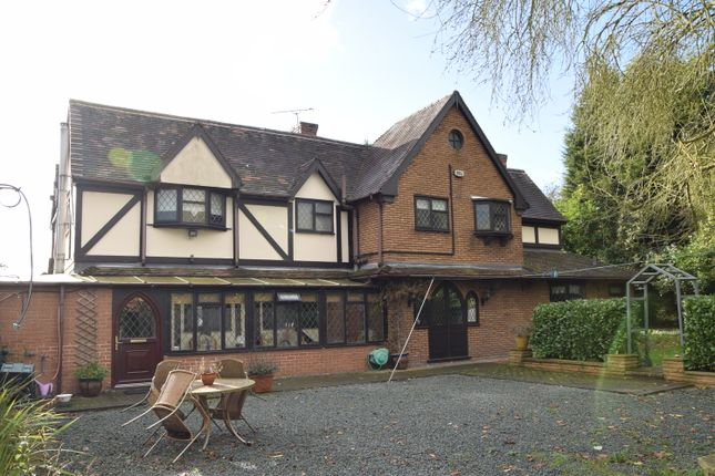 Thumbnail Equestrian property for sale in Lyne Hill Road, Penkridge