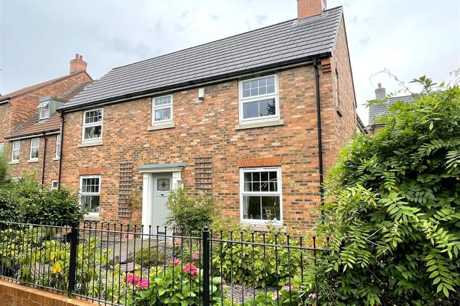 Thumbnail Detached house for sale in Percy Drive, Norby, Thirsk