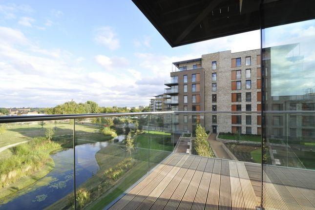 Thumbnail Flat to rent in Merlin Court, Saundby Lane, Blackheath