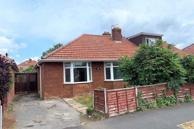 Thumbnail Semi-detached bungalow for sale in St Michaels Road, Totton, Southampton