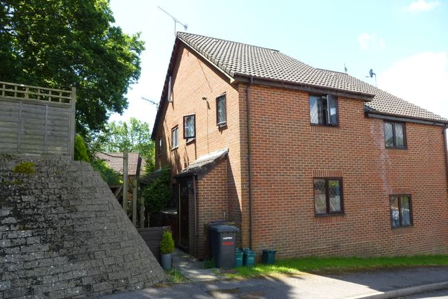 Thumbnail 1 bed semi-detached house to rent in Mill Close, Haslemere