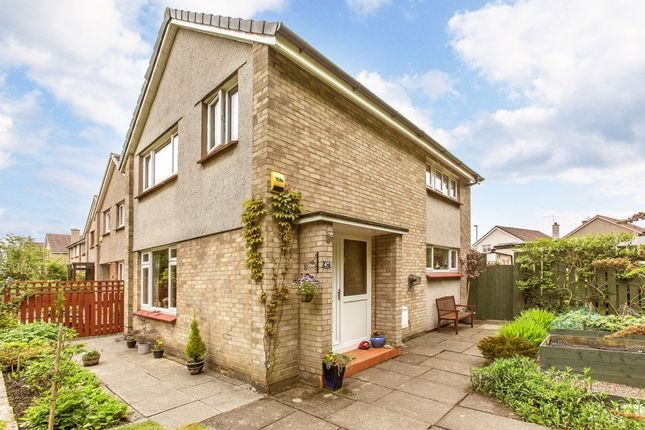 Thumbnail Detached house for sale in 47 Clerk Road, Penicuik
