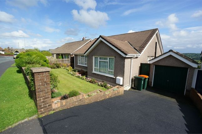 Thumbnail Detached bungalow for sale in Augustan Close, Caerleon, Newport