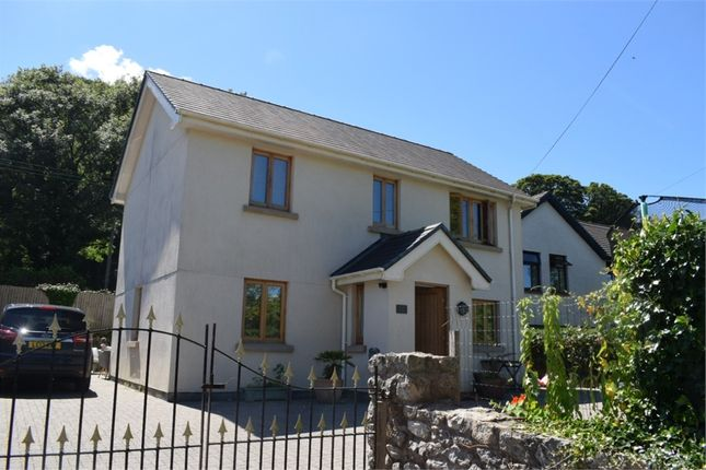 Thumbnail Detached house for sale in Oxwich, Swansea