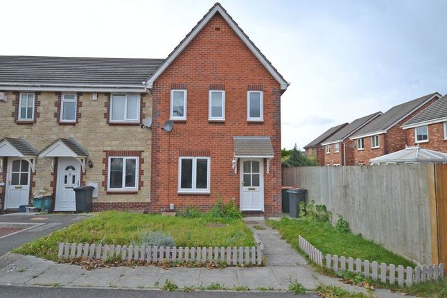 Thumbnail Terraced house to rent in Modern End-Of-Terrace, Longtown Grove, Newport