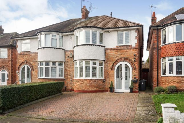 Thumbnail Semi-detached house for sale in Sheldonfield Road, Sheldon