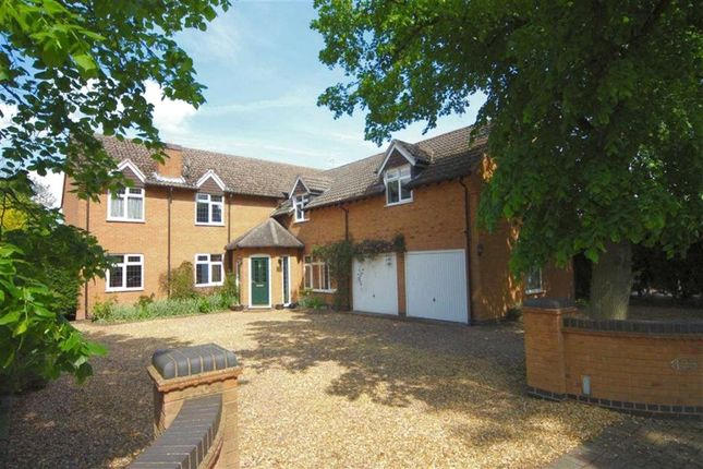 Thumbnail Detached house for sale in The Ridings, Rothley, Leicester, Leicestershire