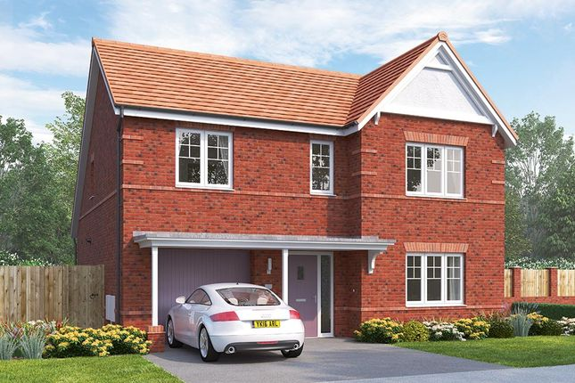 "Thumbnail Property for sale in ""The Overbury"" at Durham Road, Stockton-On-Tees"