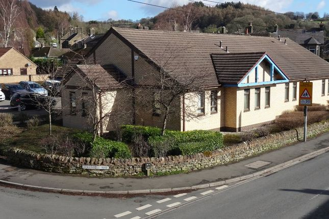 Thumbnail Land for sale in Columbell Way, Two Dales, Matlock, Derbyshire