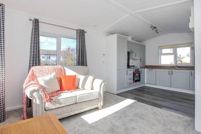 Thumbnail Mobile/park home for sale in Werrington Grove, Werrington, Peterborough