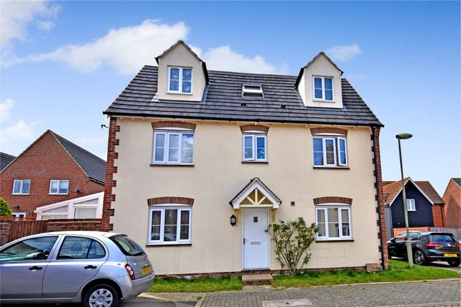 Thumbnail Detached house for sale in Nightingale Way, Didcot