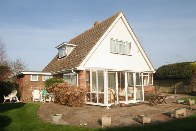 Detached house for sale in Wolsey Way, Milford On Sea