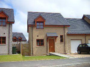 Thumbnail Semi-detached house to rent in Bain Avenue, Moray, Elgin