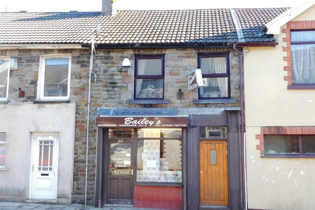 Thumbnail Terraced house for sale in Duffryn Street, Ferndale