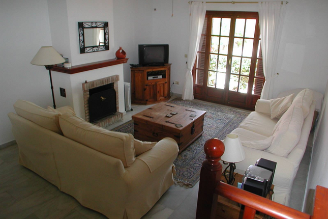 Living Room With Access To Terrace