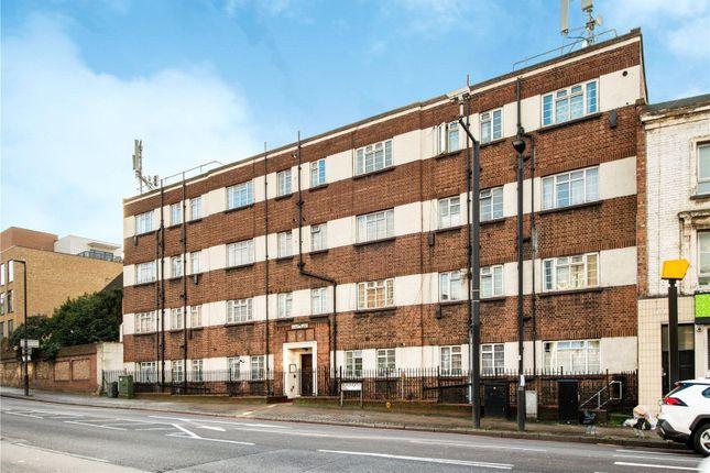 Exterior of Dover Court, Blackheath Hill, London SE10