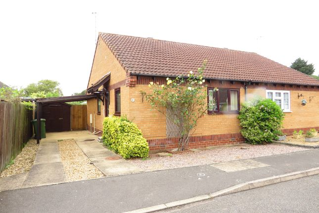 2 bed semi-detached bungalow for sale in Fenland Close, Wimblington, March PE15