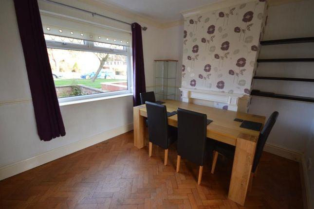 Dining Room of Grange Avenue, Filey YO14