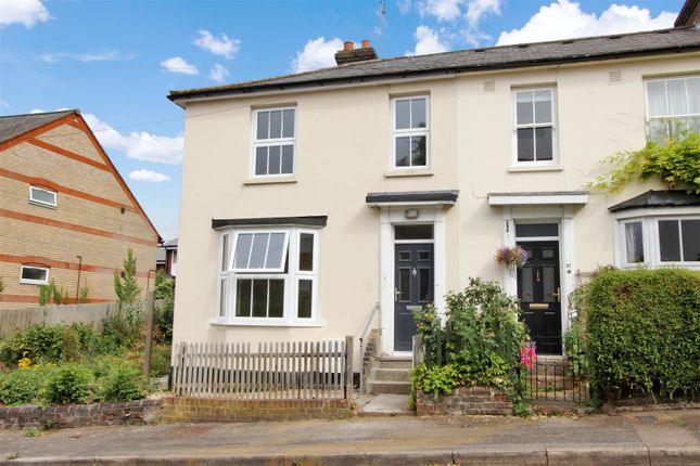 Thumbnail Semi-detached house to rent in Herbert Street, Old Town, Hemel Hempstead