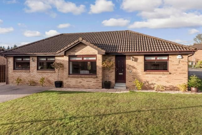 Thumbnail Bungalow for sale in Turnhill Drive, Erskine, Renfrewshire