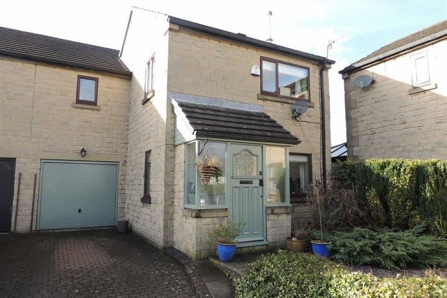 Thumbnail Link-detached house for sale in Waterfoot Cottages, Mottram, Hyde