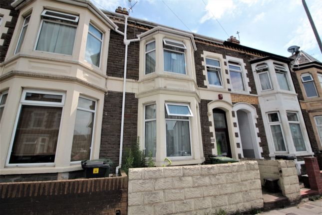 Thumbnail Terraced house for sale in Alexandra Road, Cardiff