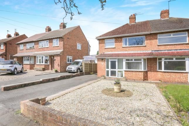 Thumbnail Semi-detached house for sale in Lawnswood Avenue, Tettenhall, Wolverhampton