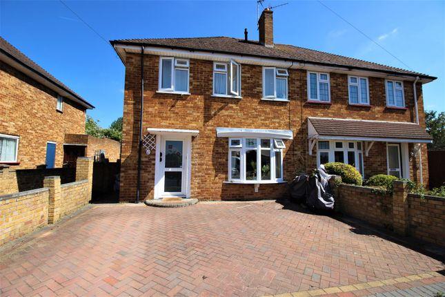 Semi-detached house to rent in Nine Elms Close, Cowley, Uxbridge