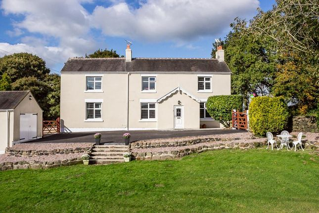 Thumbnail Detached house for sale in Park Lane, Endon, Stoke-On-Trent