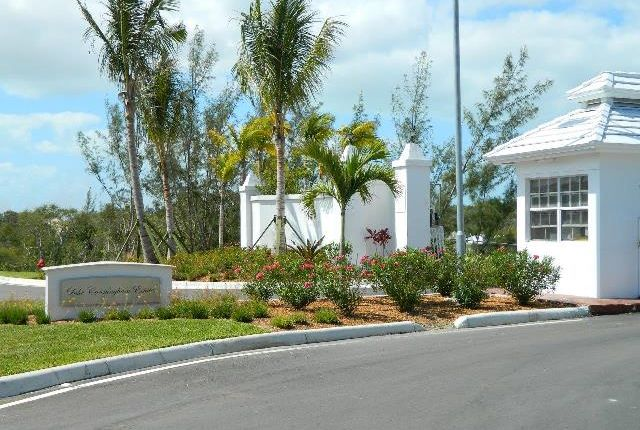 Land for sale in Lake Cunningham Subdivision, Nassau/New Providence, The Bahamas