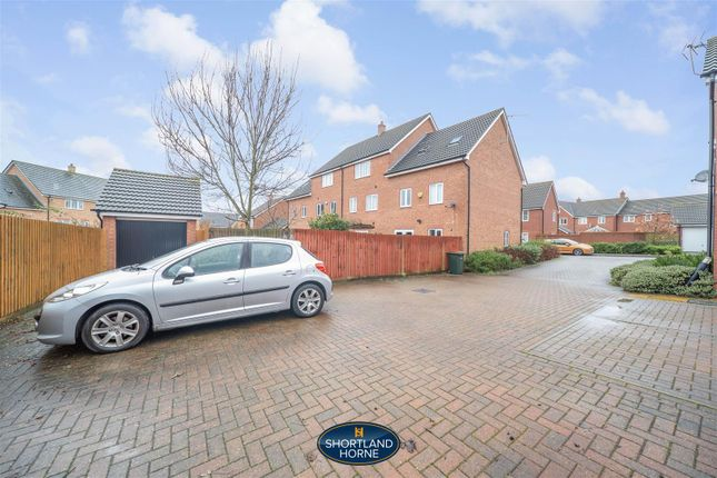 Garage/Parking of Shropshire Drive, Stoke Village, Coventry CV3