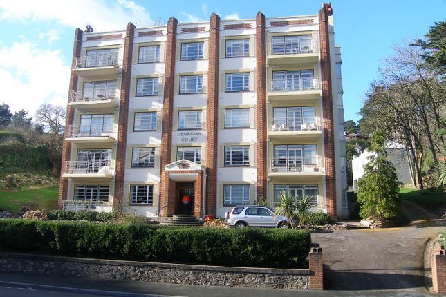 Thumbnail Flat for sale in Babbacombe Road, Wellswood, Torquay