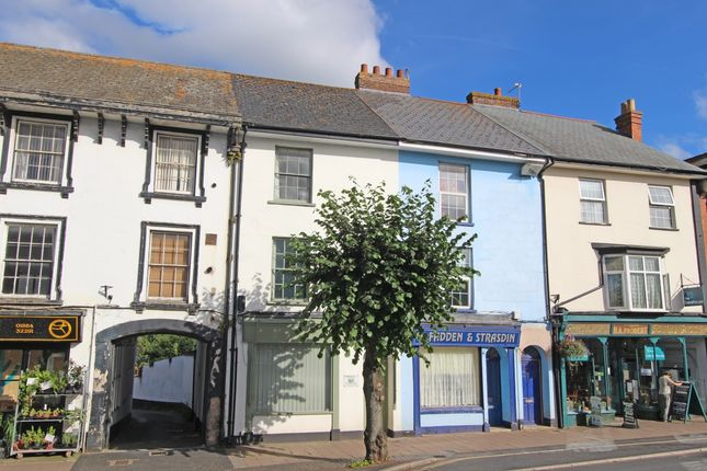 Front Elevation of High Street, Cullompton EX15