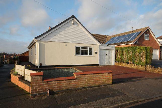 Thumbnail Detached bungalow for sale in Baker Avenue, Arnold, Nottingham