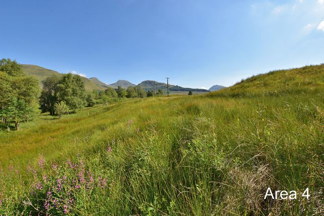 Thumbnail Land for sale in Crianlarich, Crianlarich