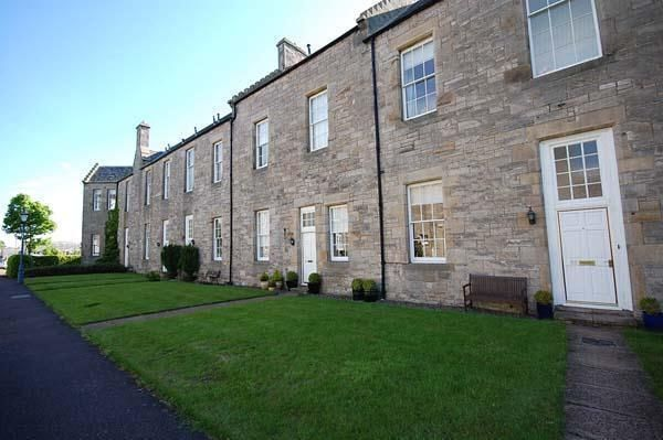 Thumbnail Terraced house to rent in The Steils, Edinburgh