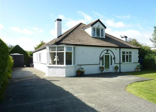 Thumbnail Detached bungalow for sale in Tetney Lane, Holton Le Clay, Grimsby