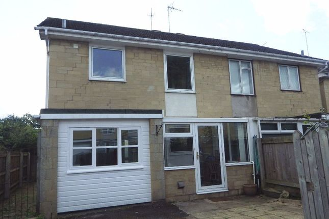 Thumbnail Semi-detached house to rent in Hakeburn Road, Cirencester