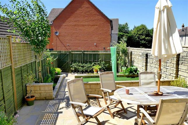 Thumbnail Semi-detached house for sale in Poppy Close, Lansdowne Park, Calne
