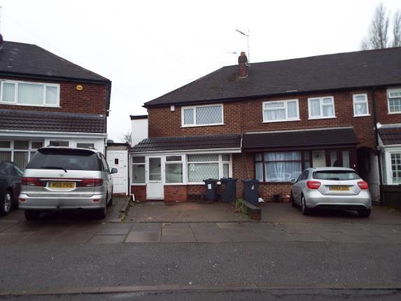 Thumbnail End terrace house for sale in Carmodale Avenue, Great Barr, Birmingham, West Midlands