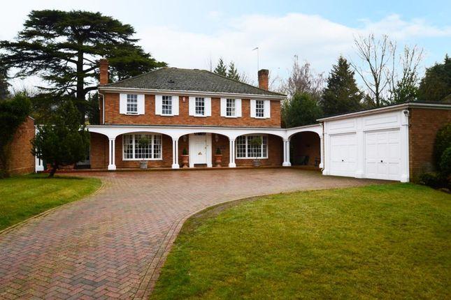 Thumbnail Detached house to rent in Fairmile Lane, Cobham
