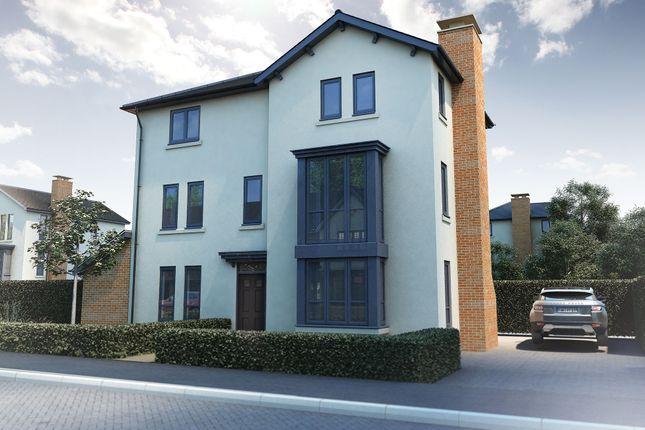 "Thumbnail Detached house for sale in ""The Lansdown"" at Prestbury Road, Prestbury, Cheltenham"