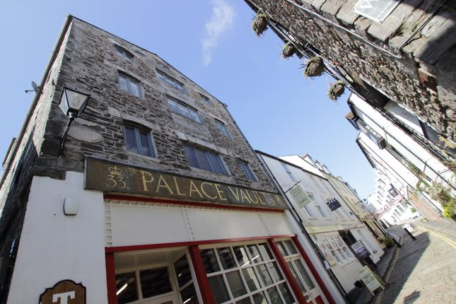 Thumbnail Flat for sale in Palace Vaults, New Street, Plymouth, Devon