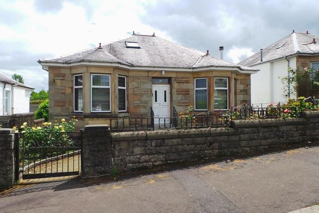 Thumbnail 3 bedroom detached bungalow for sale in Madeira Street, Greenock