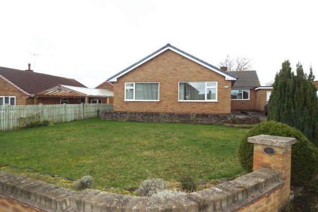 Thumbnail Bungalow to rent in Rectory Road, Mansfield