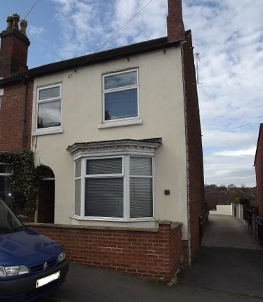 Thumbnail Semi-detached house to rent in Lansdowne Road, Swadlincote