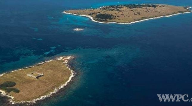 Thumbnail Land for sale in Mali Losinj, Oruda Island, Palacol